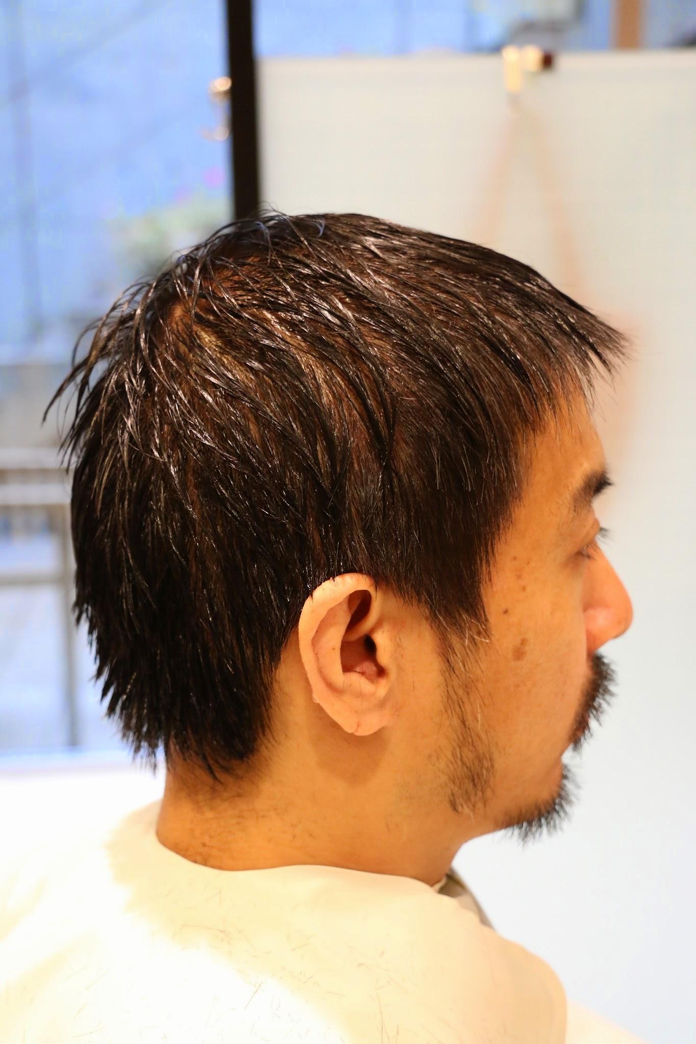 モヒカン 薄毛 ソフト
