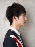好感度No1黒髪ショート