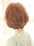 モテ髪ショートスタイル