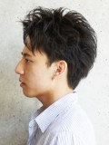 30代ショートヘアスタイル