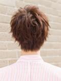 メンズショートヘアスタイル