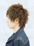 モテ髪ショート