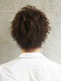 束感×前髪上げ 最強ショート