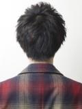 黒髪ムーブショート