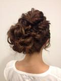 Romantic Twist Braid Hair