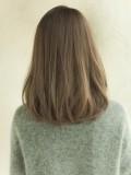 人気の大人かわいい内巻きヘア