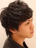 Moving Short Hair
