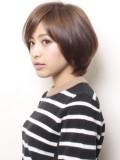 「カジュアル×お洒落」ショートヘア