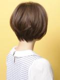 「すっきり×エフォートレス」ショートヘア