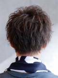 ふわくしゅパーマ【スフレマッシュ】×【エアブラスト】