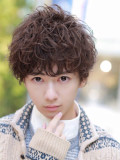 ハードパーマ×CUTE【シェイキングパピィ】