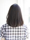 黒髪×ワンカールボブディ