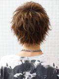 モテ髪×シークレットパーマ