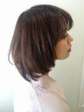 30.40代からの大人かわいい髪型
