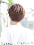 【シースルーヘア】