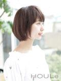 似合わせ【ひし形】ショートボブ