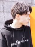 【くずし髪】コリアンラフショート