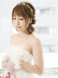 花嫁ツインテール