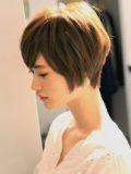 biotokyo_okishima_short_大人_髪型_ヘアスタイル_ショートヘア_ショートボブ