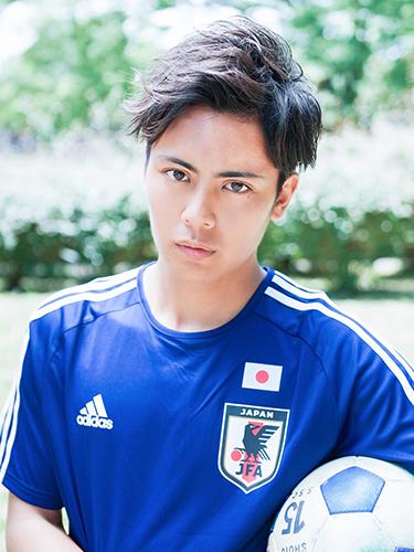 日本代表アップバング