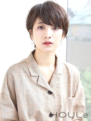 素敵女性の【小慣れショート】