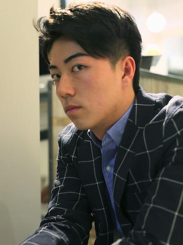 biotokyo-髪型-2019-0606-沖島-ヘアスタイル-大人-メンズ-メンズショート-流行-オシャレ-トウキョウ-Asia-アジア-東京-ビジネス-20代-30代-40代-50代