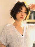 biotokyo-髪型-2019-0701-沖島-ヘアスタイル-大人-ショート-ショートボブ-ハンサム-流行-オシャレ-トウキョウ-ボヘミアン-東京