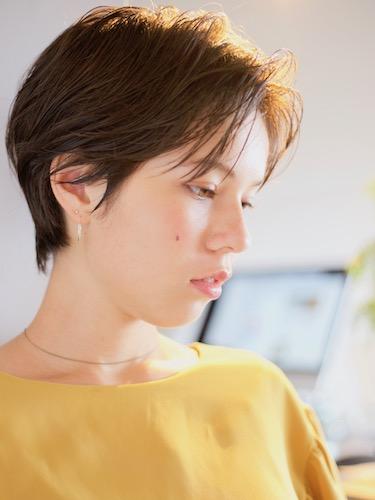 biotokyo-髪型-2019-1011-沖島-ヘアスタイル-大人-ショート-ショートボブ-ハンサム-流行-オシャレ-トウキョウ-ボヘミアン-東京-1