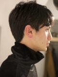 biotokyo-髪型-2020-0103-沖島-ヘアスタイル-大人-メンズ-メンズショート-cut-カット-ヘアカット-流行-オーガニック-organic-オシャレ-トウキョウ-Asia-アジア-美容室-美容院-青山一丁目-外苑前-東京-東京-ビジネス-20代-30代-40代-50代