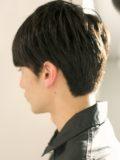 biotokyo-髪型-2020-0901-沖島-ヘアスタイル-大人-メンズ-メンズショート-cut-カット-ヘアカット-流行-オーガニック-organic-オシャレ-トウキョウ-Asia-アジア-美容室-美容院-青山一丁目-外苑前-東京-東京-ビジネス-20代-30代-40代-50代-1