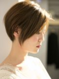 biotokyo-髪型-2020-1002-沖島-ヘアスタイル-大人-ショート-ショートボブ-ハンサム-前髪なし-流行-オーガニック-organic-オシャレ-トウキョウ-ボヘミアン-美容室-美容院-青山一丁目-外苑前-東京-1