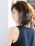biotokyo-髪型-2020-1203-沖島-ヘアスタイル-大人-ミディアム-パーマ-ハンサム-流行-オーガニック-organic-オーガニックカラー-オシャレ-トウキョウ-ボヘミアン-美容室-美容院-青山一