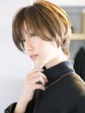 biotokyo-髪型-2020-1103-沖島-ヘアスタイル-大人-ショート-ショートボブ-ハンサム-前髪あり-流行-オーガニック-organic-オーガニックカラー-オシャレ-トウキョウ-ボヘミアン-美容室