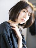 biotokyo-髪型-2020-1104-沖島-ヘアスタイル-大人-ショート-ボブ-パーマ-ハンサム-前髪あり-流行-オーガニック-organic-オーガニックカラー-オシャレ-トウキョウ-ボヘミアン-美容