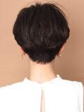 30代・40代/大人ショートヘア/マッシュ/前髪あり/パーマ