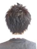 黒髪クールショート