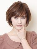 2013春「モダニティ×大人」ショートボブ