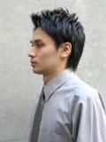 モテ髪ビジネスショート