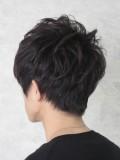スタイリッシュな流行ショートヘア