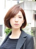 2012秋冬人気ボブ